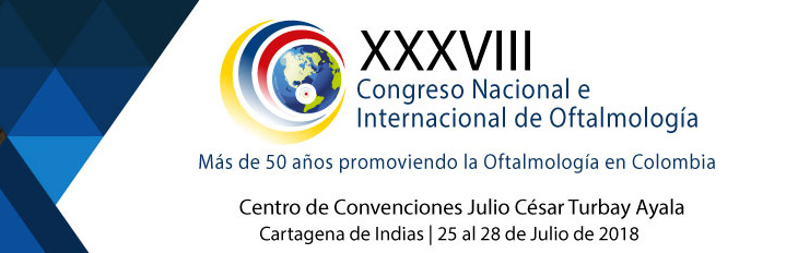 XXXVIII Congreso Nacional de Oftalmología