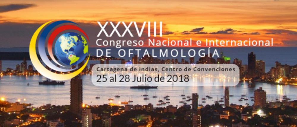 Congreso internacional de Oftalmología