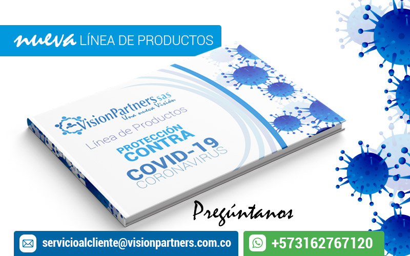 Catalogo Productos Covid